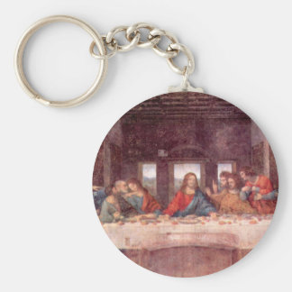Leonardo da Vinci - The Last Supper Key Ring