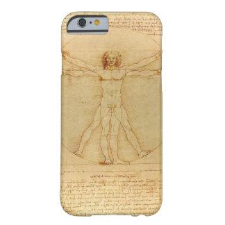 Leonardo Da Vinci Vitruvian Man Barely There iPhone 6 Case