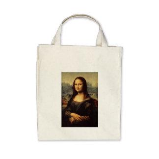 Leonardo da Vinci's Mona Lisa Bags