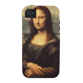 Leonardo da Vinci's Mona Lisa Vibe iPhone 4 Case