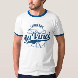 Leonardo Davinci fan club t-shirt