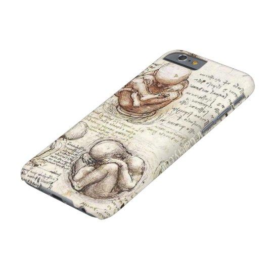 Leonardo DaVinci Foetus Drawings Barely There iPhone 6