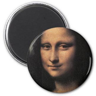 Leonardo DaVinci - Mona Lisa Magnet