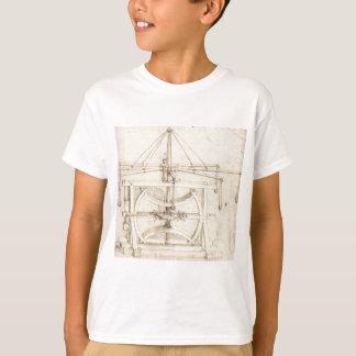Leonardo Invention T-Shirt