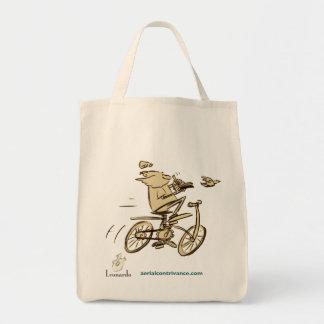 Leonardo - Organic Grocery Tote