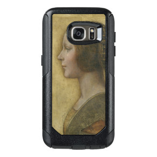 Leonardo Portrait of Young Fiancee OtterBox Samsung Galaxy S7 Case
