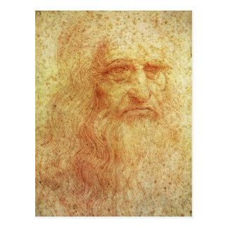 Leonardo Postcard