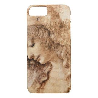 Leonardo Woman Head iPhone 7 Case