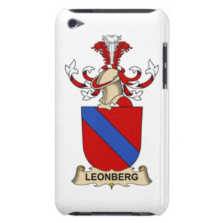 Leonberg Family Crest Case-Mate iPod Touch Case