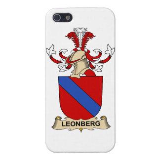 Leonberg Family Crest iPhone 5 Cases
