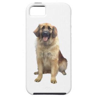 Leonberger (A) Tough iPhone 5 Case