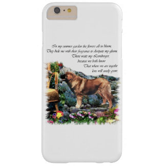 Leonberger Art Gifts Barely There iPhone 6 Plus Case