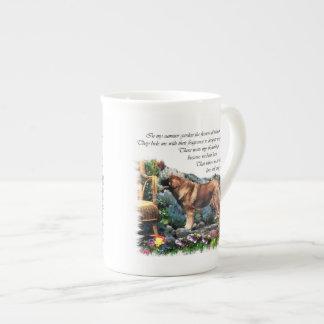 Leonberger Art Gifts Tea Cup