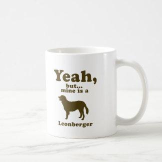 Leonberger Basic White Mug