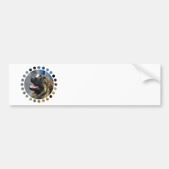 Leonberger Bumper Sticker