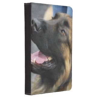 Leonberger Kindle Case
