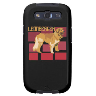 LEONBERGER SAMSUNG GALAXY S3 COVER