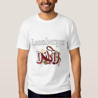 Leonberger DAD Gifts Tshirt