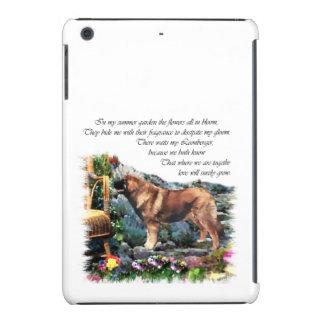 Leonberger Dog Art Gifts iPad Mini Retina Cover