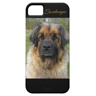 Leonberger dog beautiful photo portrait, gift iPhone 5 cases