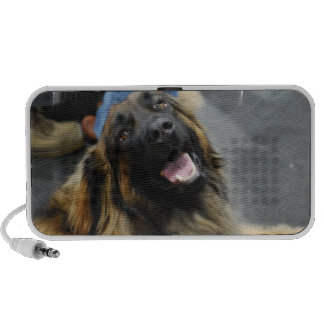 Leonberger Dog Breed Portable Speakers
