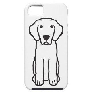 Leonberger Dog Cartoon iPhone 5 Cases