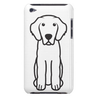Leonberger Dog Cartoon Barely There iPod Cover