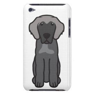 Leonberger Dog Cartoon iPod Touch Cases