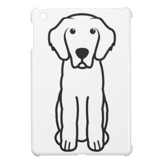 Leonberger Dog Cartoon Cover For The iPad Mini