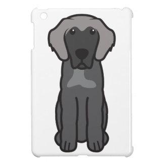 Leonberger Dog Cartoon Case For The iPad Mini