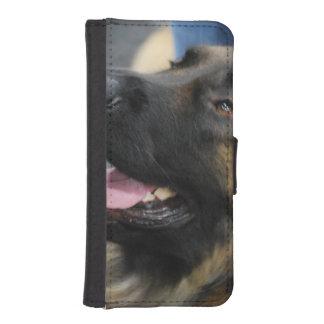 Leonberger iPhone 5 Wallet Case