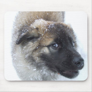 Leonberger Puppy Mousepad
