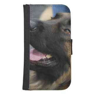 Leonberger Phone Wallet Cases