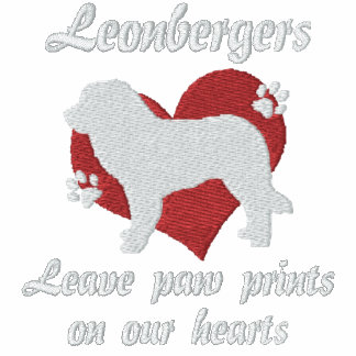 Leonbergers Leave Paw Prints