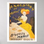 Leonetto Cappiello Amandines de Provence Poster
