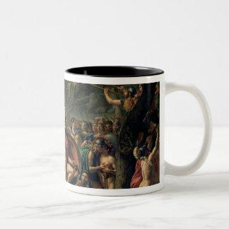 Leonidas at Thermopylae, 480 BC, 1814 Mugs
