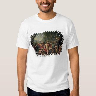 Leonidas at Thermopylae, 480 BC, 1814 Shirts