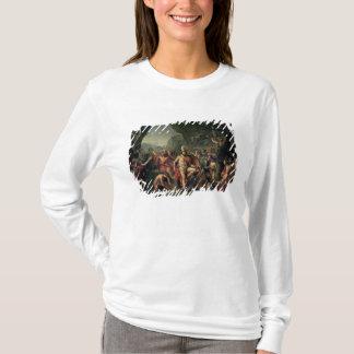 Leonidas at Thermopylae, 480 BC, 1814 T-Shirt