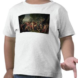 Leonidas at Thermopylae, 480 BC, 1814 T Shirt