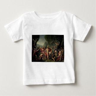 Leonidas at Thermopylae Baby T-Shirt