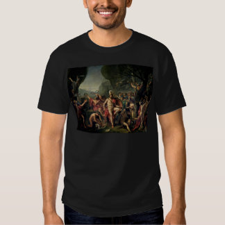 Leonidas at Thermopylae Tshirt