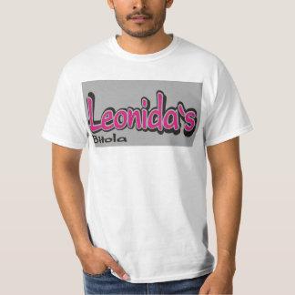 leonidas logo T-Shirt