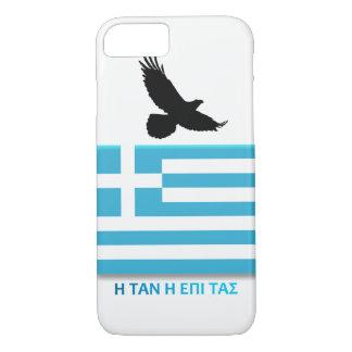 """# """" Leonidas of Sparta"""" Apple iPhone 7 iPhone 8/7 Case"""