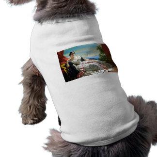 Leonilla Princess of Sayn Wittgenstein Sayn Dog Tee
