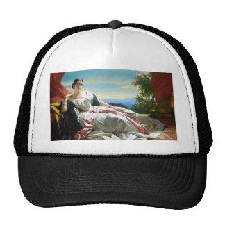 Leonilla Princess of Sayn Wittgenstein Sayn Mesh Hat