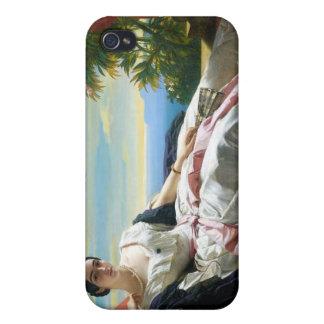 Leonilla Princess of Sayn Wittgenstein Sayn iPhone 4 Covers