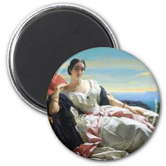 Leonilla Princess of Sayn Wittgenstein Sayn Fridge Magnet