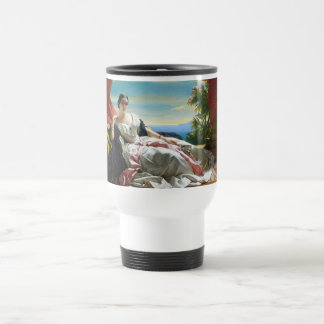 Leonilla Princess of Sayn Wittgenstein Sayn Travel Mug