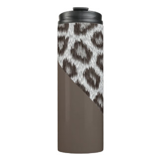 Leopard2 - Cacao- thermal tumbler