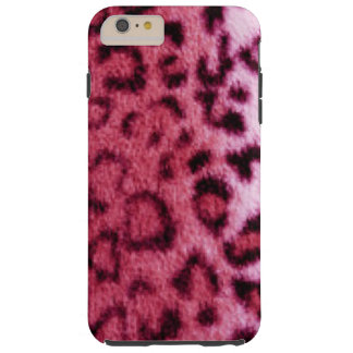 Leopard Animal Pattern Print Tough iPhone 6 Plus Case